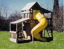 Large Playhouse