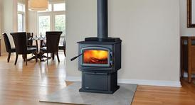 Regency Wood IStove